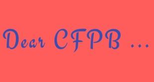dear-cfpb